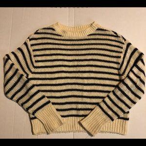 Denim & Supply Ralph Lauren XS Striped Sweater